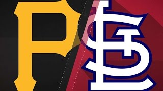 6/25/17: Balanced offense leads Cards over Pirates