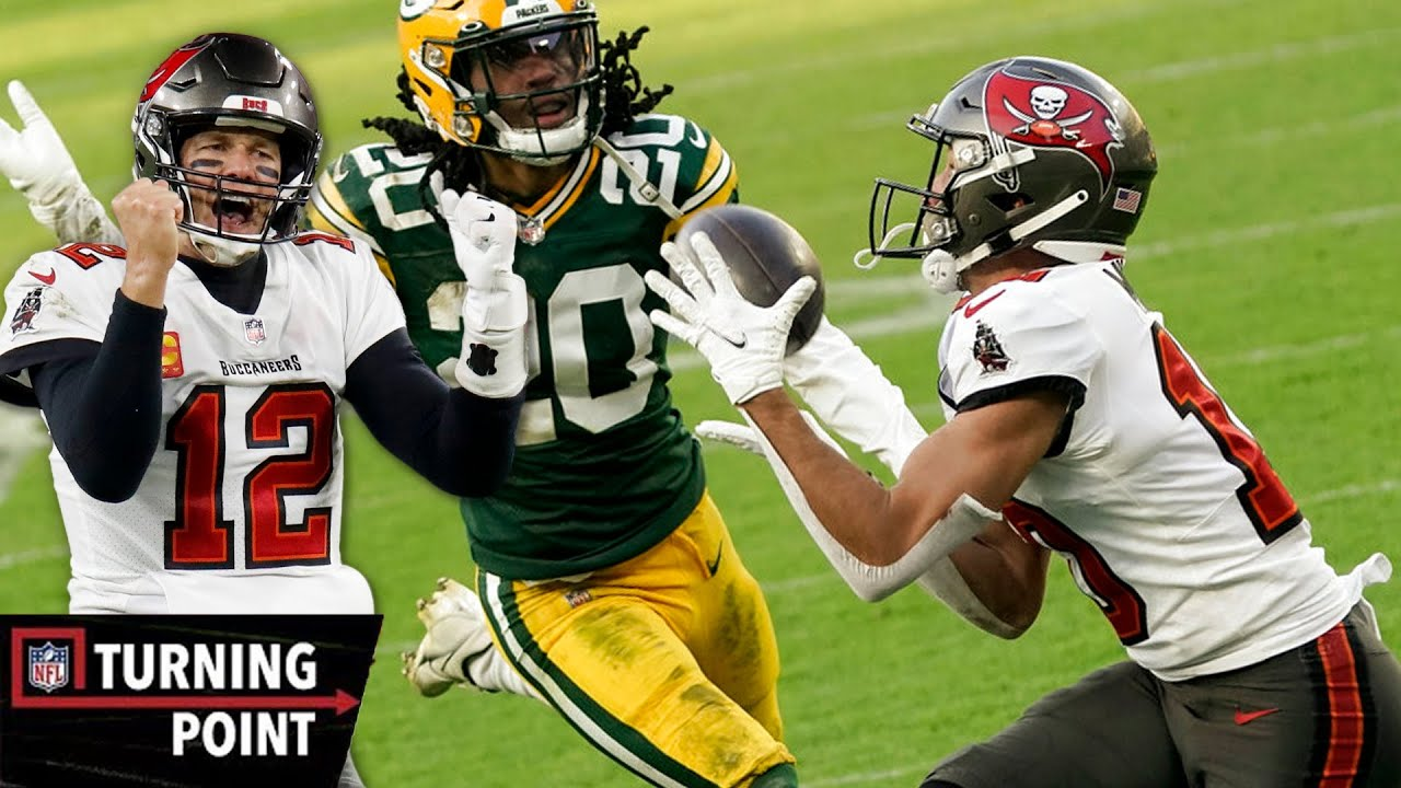 How the Bucs Buzzer-Beater Gamble Sent the Packers Packing | NFL Turning Point