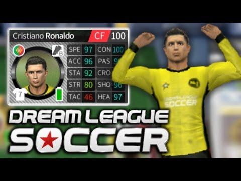 The Strongest Team!!! : Dream League Soccer 2016 (DLS 16 IOS Gameplay)