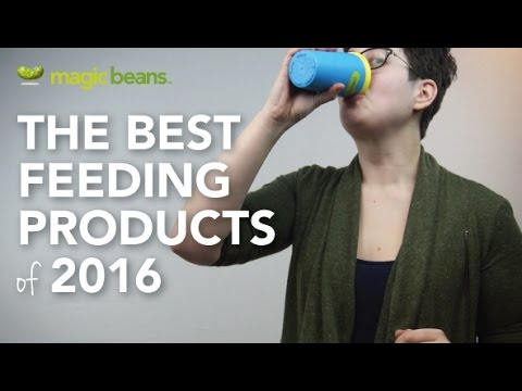 Best Feeding Products of 2016 | Boon | Oxo Tot | Num Num | EzPz | Lollacup | Evenflo | WOW Cup