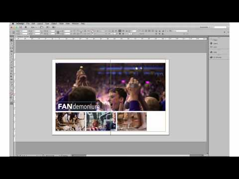 Resizing Images in InDesign