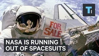 NASA is running out of spacesuits and it could jeopardize future missions