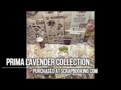 Prima Lavender Collection