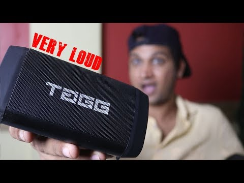 TAGG Metal Sonic Angle 1 Unboxing & Sound Test | Best Bluetooth Speaker Under ₹2500