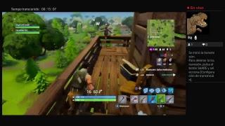 Playin Fortnite(first livestream)