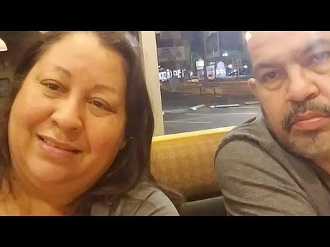 Comiendo Mantecado con Richie