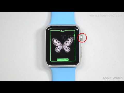 Apple Watch - How To Customize Your Apple Watch Face