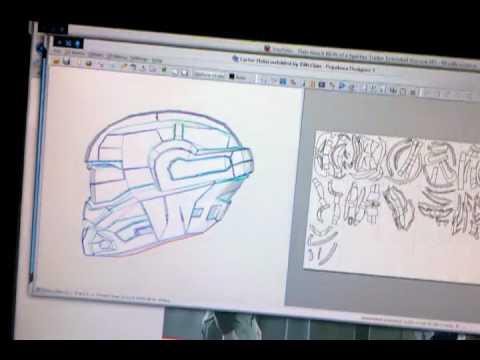 carter helmet and test