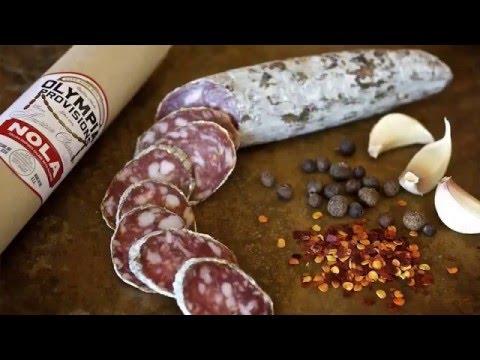 3. Italian Salami