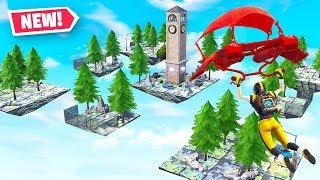Fortnite SKY WARS *NEW* Creative Gamemode!