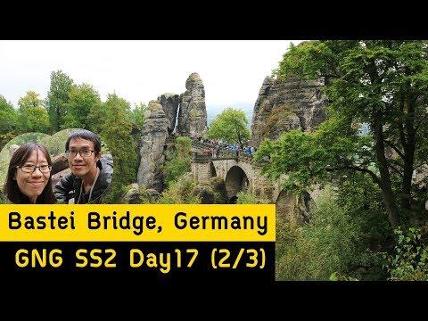 GNG SS2 Day17 (2/3)   สะพานหินวิวสวรรค์   Bastei Bridge   Germany