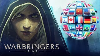 "[world Of Warcraft] ""warbringers: Jaina"" 