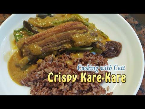 Cook with Me: Crispy Kare-Kare | ChubbyChiniCatt