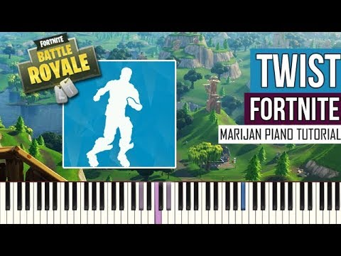 How To Play: Fortnite - Twist | Piano Tutorial