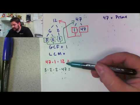 How to Find the LCM of a set of numbers