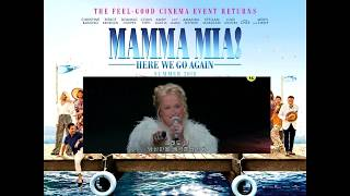 Mamma Mia Here We Go Again - Super Trouper (Cher, Amanda, Meryl and Lily)