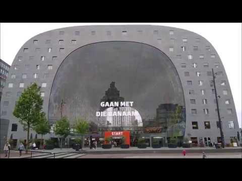 Markthal - Rotterdam - Holland