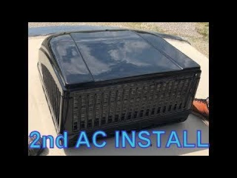 Installing a 2nd AC Unit in a Camper with a 30 Amp Service