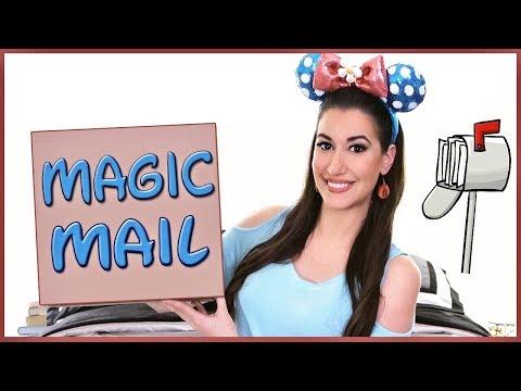 MAGIC MAIL + DISNEY TRIP ANNOUNCEMENT | April 2018