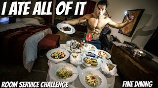 EPIC ROOM SERVICE CHEAT MEAL