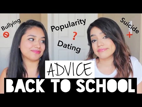 BACK TO SCHOOL ADVICE: Bullying, Suicide, Popularity, Friendships   Milca Rhodes