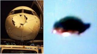 UFO Strikes Plane Full Of NBA Stars 10/28/17