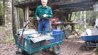 Download Martin's Old Log Cabin #70 A Trail for Sven Video