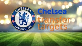 Chelsea transfer targets: Who will the club sign in January?