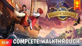 Adventure Escape Mysteries PIRATES TREASURE Complete Walkthrough