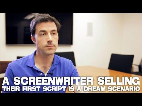 A Screenwriter Selling Their First Script Is A Dream Scenario by Scott Kirkpatrick