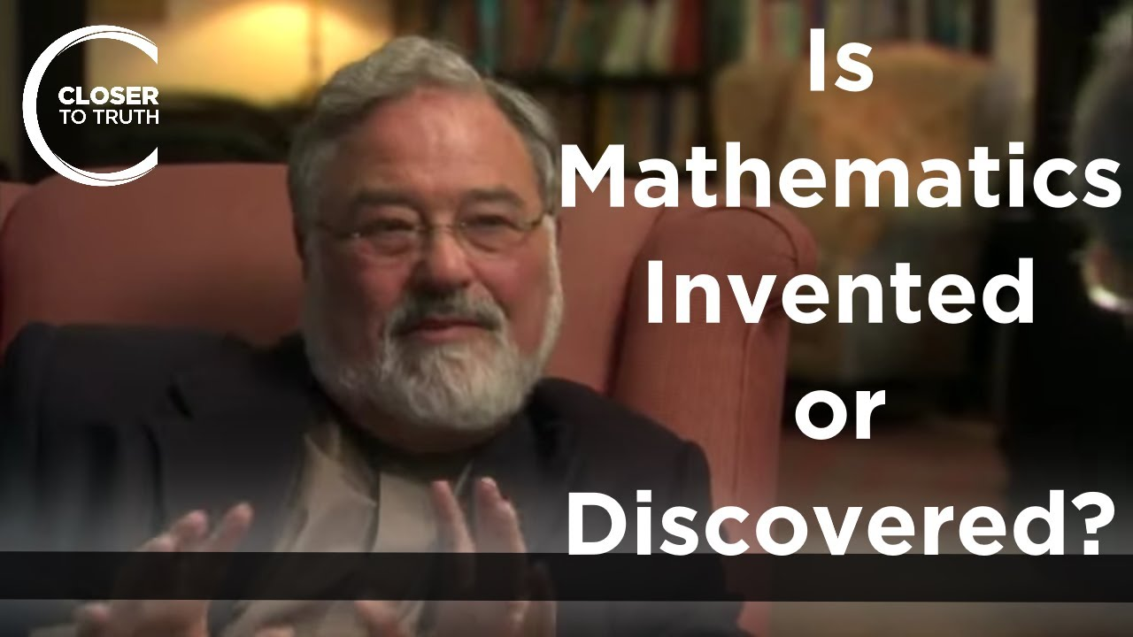 George Lakoff - Is Mathematics Invented or Discovered?