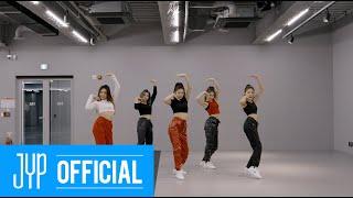 Itzy Wannabe Dance Practice
