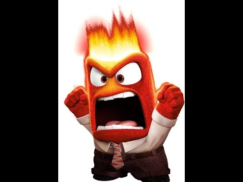 A FUNNY MESSAGE ABOUT ANGER