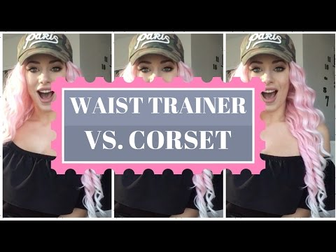Waist Trainer VS  Corset? Which One Is Most Effective?