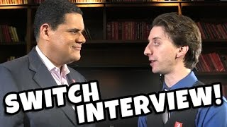 Switch Interview with Reggie Fils-Aime