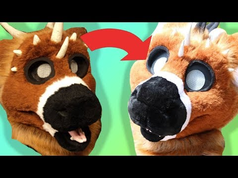 10 Years of Fursuit Making