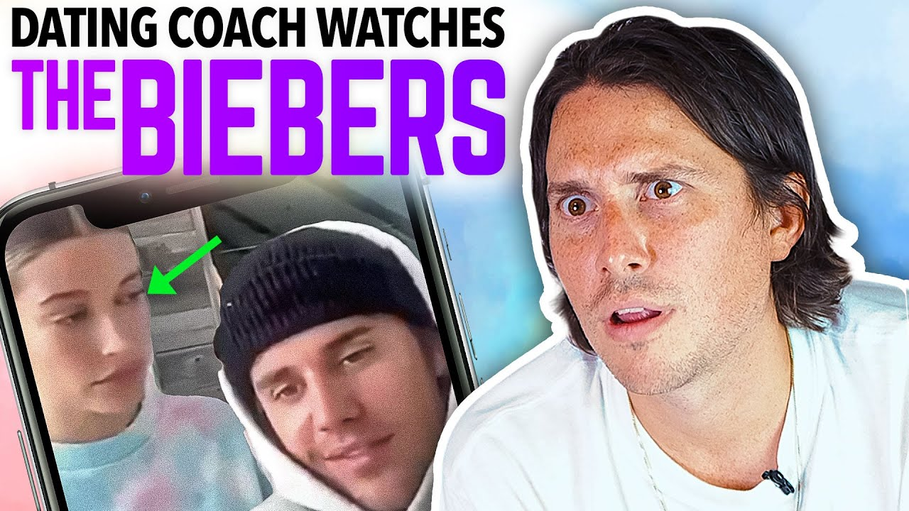 Dating Coach Reacts to JUSTIN + HAILEY BIEBER