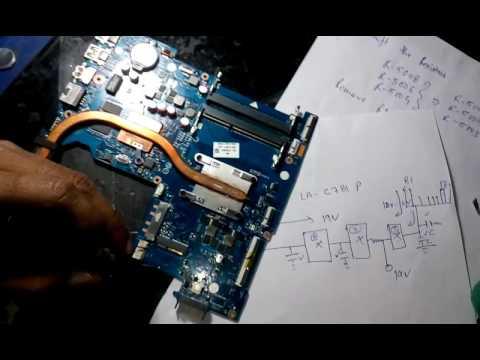 How to Repair Shorting of Motherboard