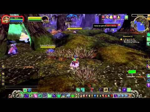 A Wing to Fly On Quest - World of Warcraft Patch 5.2