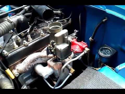 ECWA Raffle W-O 636SA Carburetor and Carter Glass Bowl Ceramic Fuel Filter