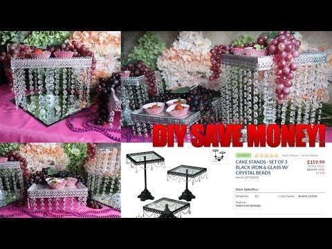 DIY Cake Stand | Copycat Series