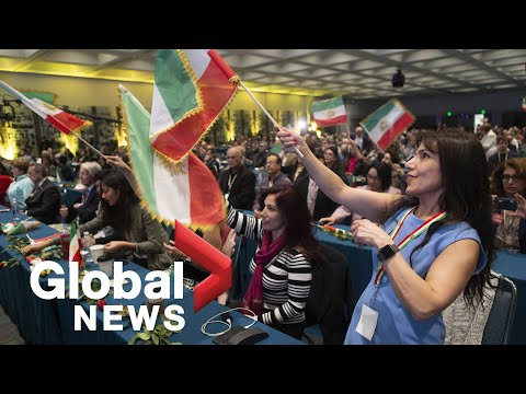 Xxx Mp4 Los Angeles 39 Iranian Community Cheers Anti Regime Protests Over Downing Of Ukrainian Plane 3gp Sex