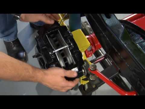 VBP - C2 / C3 Corvette SS Brake Caliper Upgrade (Part 2)