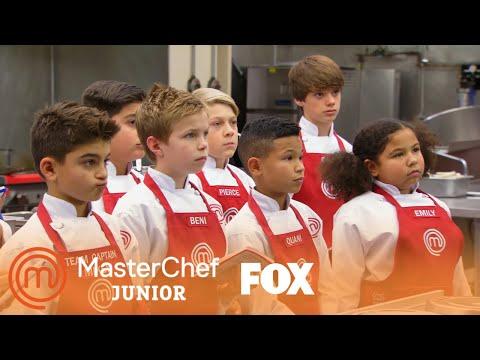 Gordon & Joe Shows The Kids How To Prepare A Breakfast Dish | Season 6 Ep. 8 | MASTERCHEF JUNIOR
