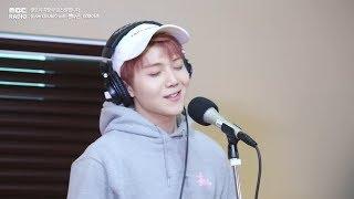 [live On Air] Pentagon Jinho - A Little Girl, 펜타곤 진호 - 소녀 [정오의 희망곡 김신영입니다] 20180503