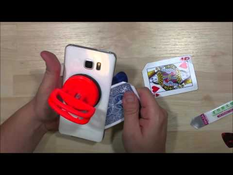 Samsung Galaxy Note 5 Back Glass Battery Cover Replacement Fix