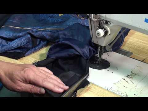 How to shorten suit jacket sleeves
