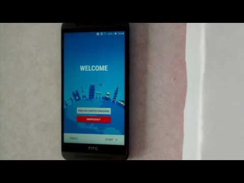 how to factory reset and bypass google account (FRP) on HTC ONE M9 EASY!!!