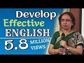 Develop Effective English By Sumitha Roy At Impact 2013