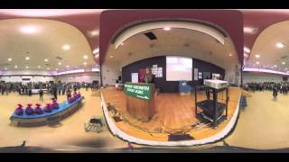 National Skilled Trades and Technology - Pep Rally 2015 - 360 Video